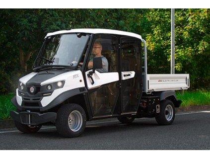 Elektromobil ALKÉ ATX 330ED