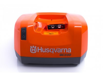 HUSQVARNA QC330 - nabíječka baterií