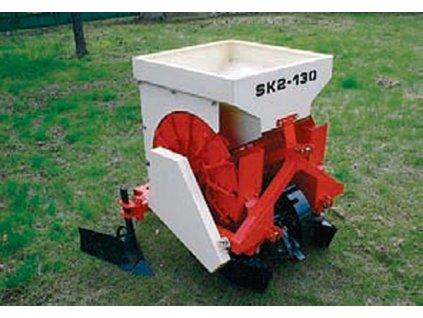Dvouřádkový sazeč brambor SK2-130