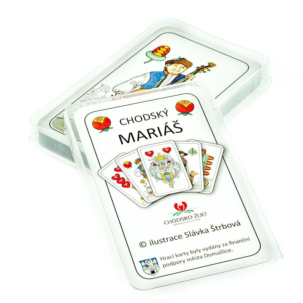 Chodský mariáš, karetní hra
