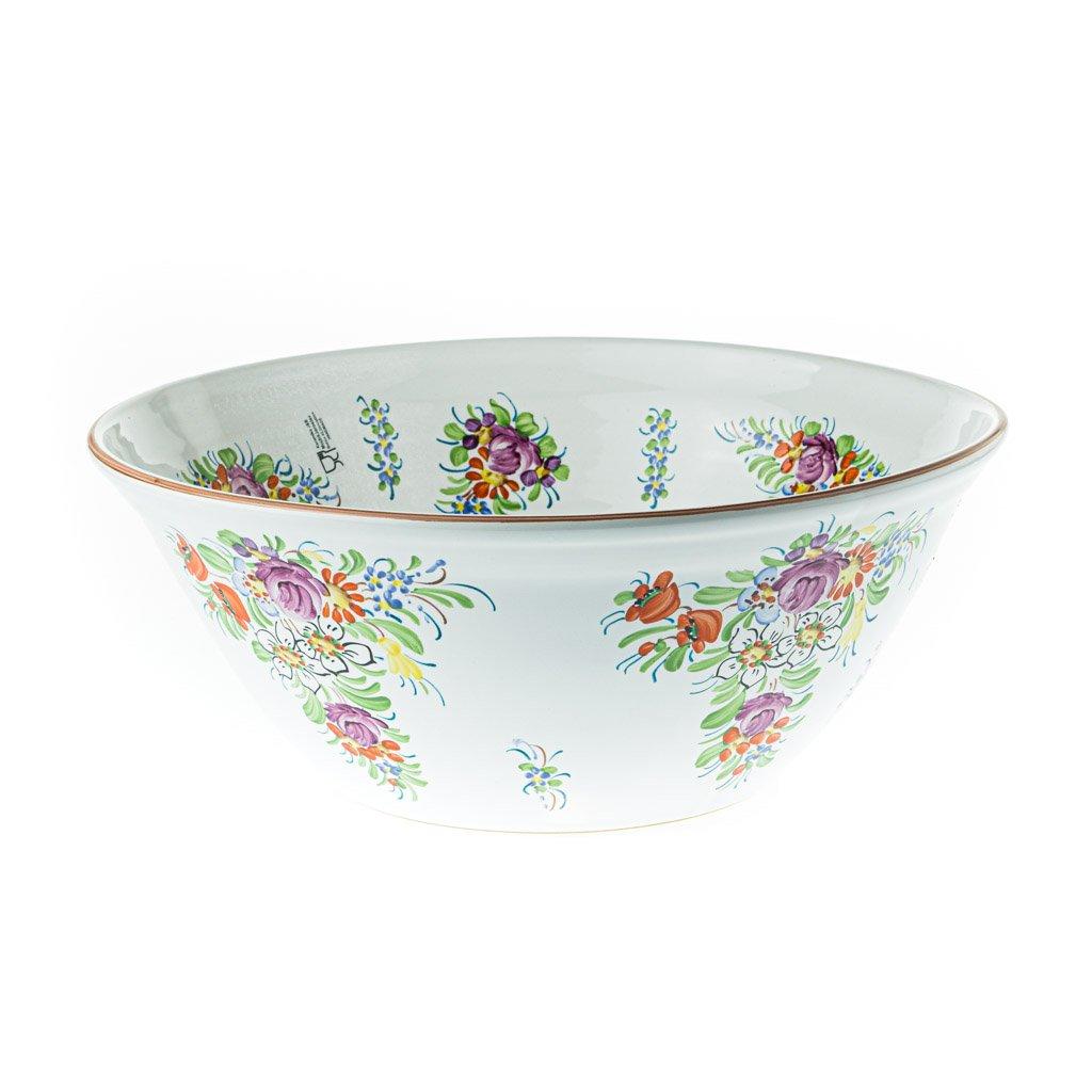 Velká mísa, chodská keramika