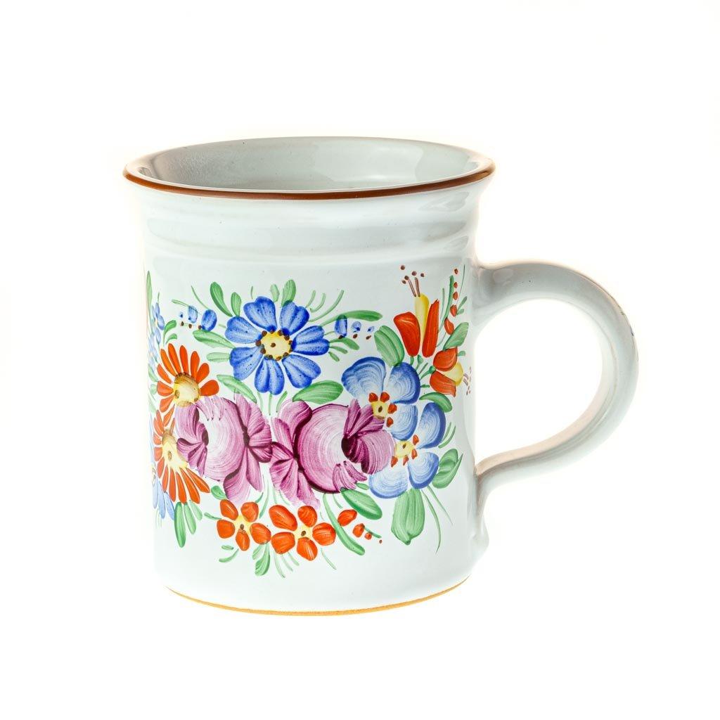 Hrnek 250 ml, chodská keramika