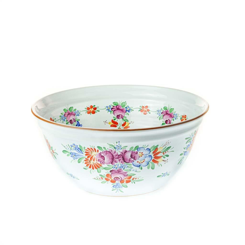 Střední mísa, chodská keramika