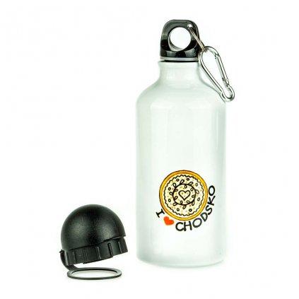 Láhev na vodu Chodsko, 500 ml