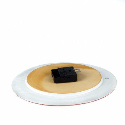 Nástěnné hodiny, rovné