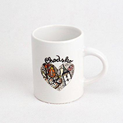 """Šálek na espresso """"Chodsko"""""""