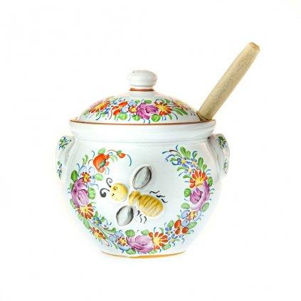 Medník, chodská keramika