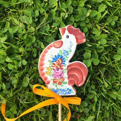 Zápich do květináče - Kouhout