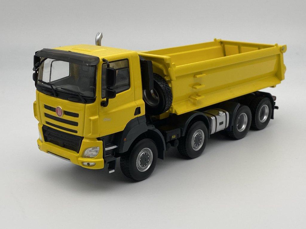 Tatra Phoenix žlutá 1:43 FoxToys