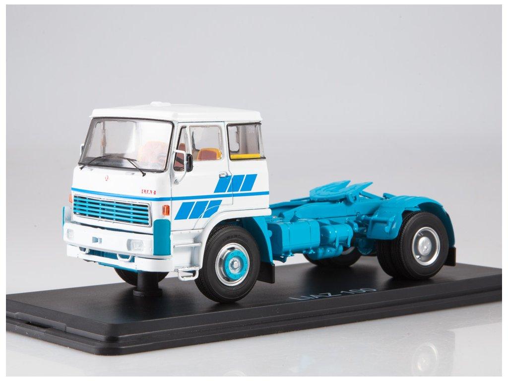 Liaz 100.471 tahač modro-bílá 1:43 Start Scale Models