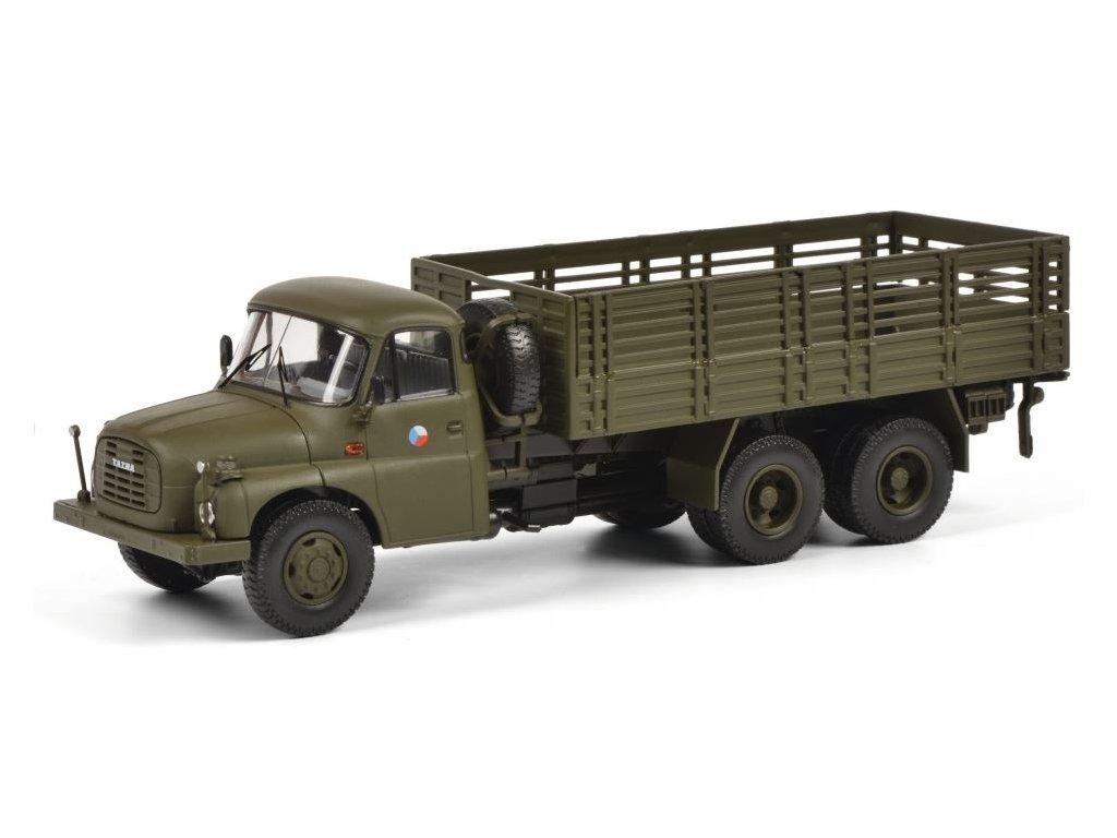 Tatra 148 valník vojenský ČSLA 1:43 Schuco