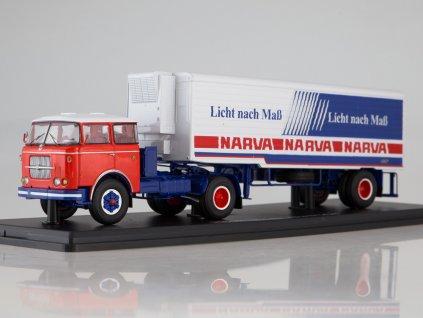 Škoda Liaz 706 RTTN Narva Alka 1:43 Start Scale Models