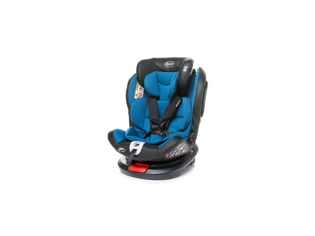 Autosedačka Roto fix 2020 modrá 0 36 kg