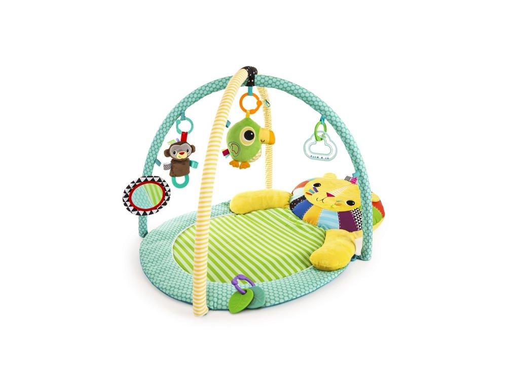 Bright Starts hrací deka My Lovable Lion
