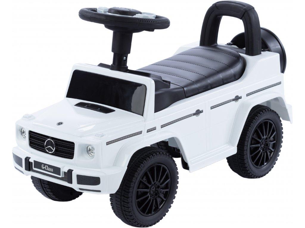 TBK odrážecí autíčko MERCEDES G350d bílé