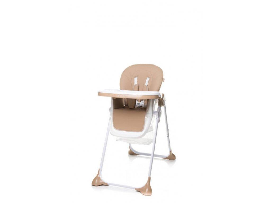 Jídelní židlička 4Baby Decco Camel (3)