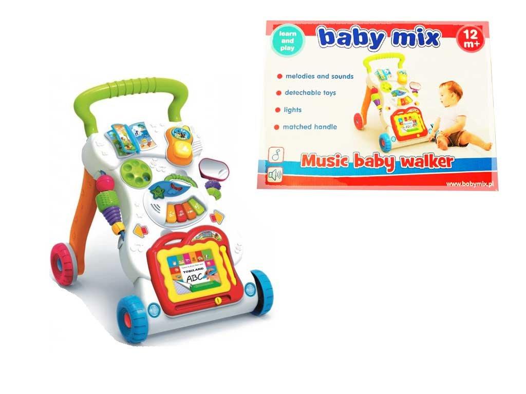 Baby Mix aktivní chodítko 2v1