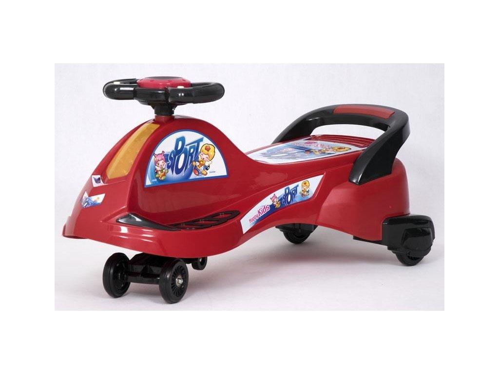 TBK jezdítko Sport červené (2)