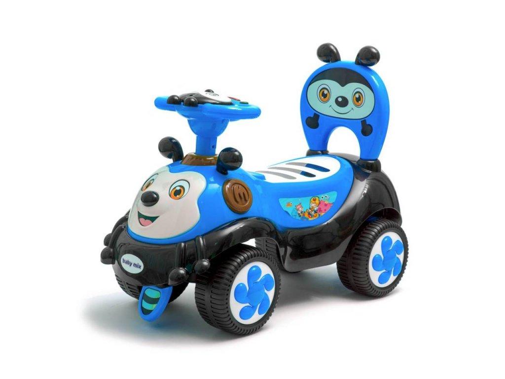 Baby Mix roztomilé odrážedlo včelka modrá