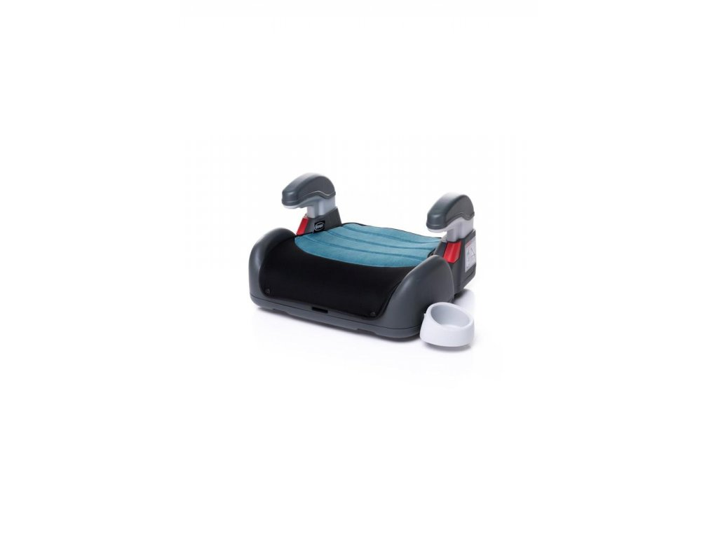 Autosedačka 4Baby Boost 22 36 kg smoke blue