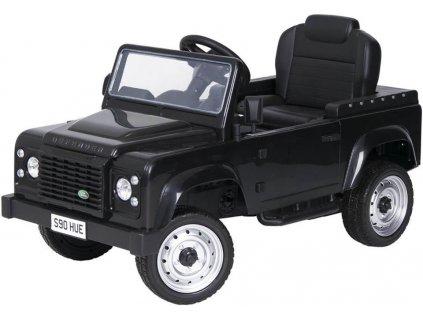 Tobiland šlapací autíčko JEEP kabriolet černý (2)