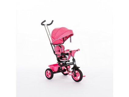 Tříkolka BABY MIX Rider Mix 360° ružová (1)