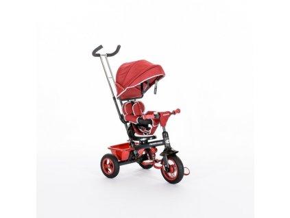 Tříkolka BABY MIX Rider Mix 360° červená (1)