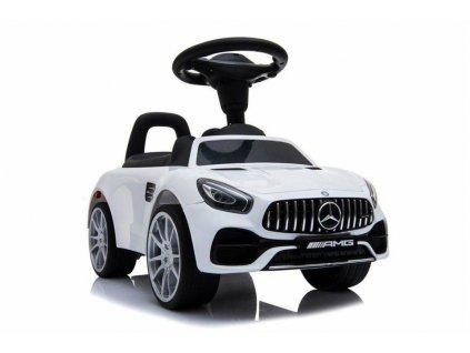 TBK odrážedlo Mercedes GT 2020 AMG bílé