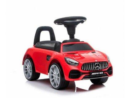 TBK odrážedlo Mercedes GT 2020 AMG červené