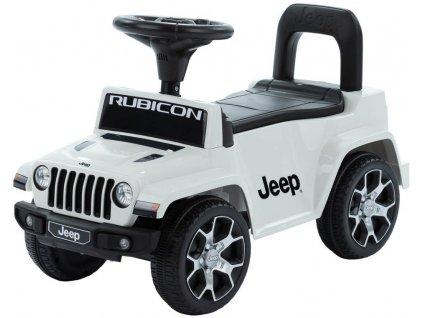 TBK odrážecí auto Jeep R230 bílé