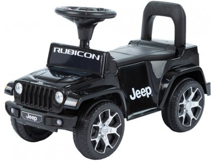 TBK odrážecí auto Jeep R230 černé