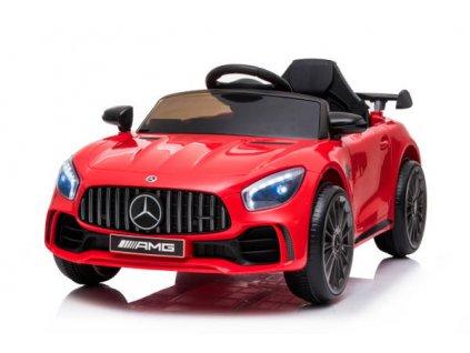 Dětské elektrické autíčko Mercedes Benz AMG GTR červené (2)