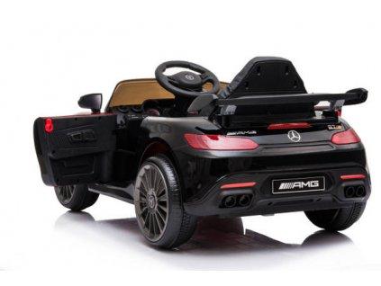 Dětské elektrické autíčko Mercedes Benz AMG GTR černé (7)
