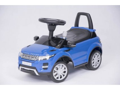 odrážedlo Range Rover modré