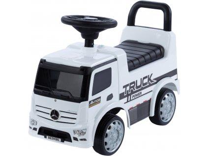 TBK nákladní odrážedlo Mercedes Antos bílý