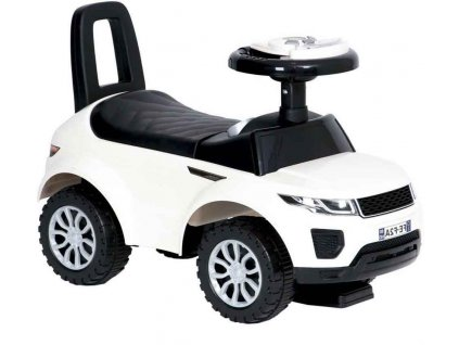 TBK odrážedlo First Range Rover bílé