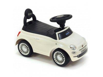 Baby Mix odrážedlo Fiat 500 bílé
