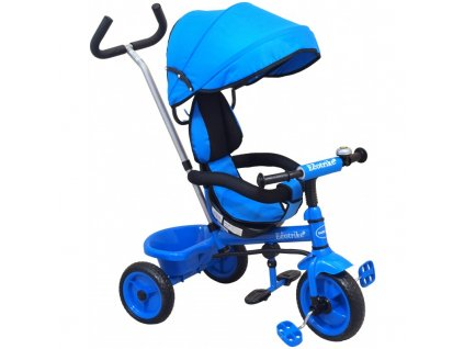 tříkolka Ecotrike modrá