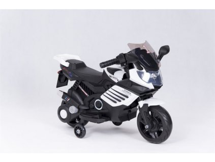 Elektrická motorka K1200 bílá2