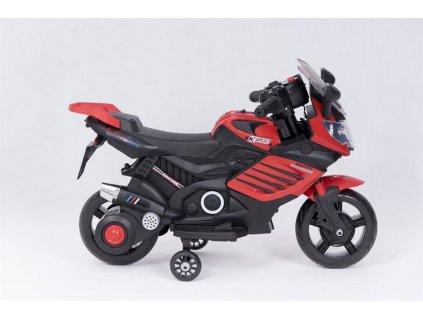 Dětská elektrická motorka K1200 červená3