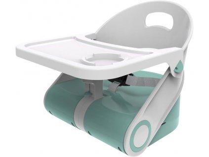 Dětský nástavec na židli Booster Cam zelený