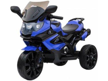 TBK dětská tříkolová motorka GS1300 modrá