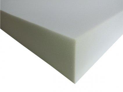 Tobiland PUR pěnová základní matrace 5 cm bílá 160x80 cm