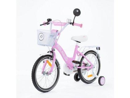 Dětské kolo 16 TBK Little princess růžové (4)