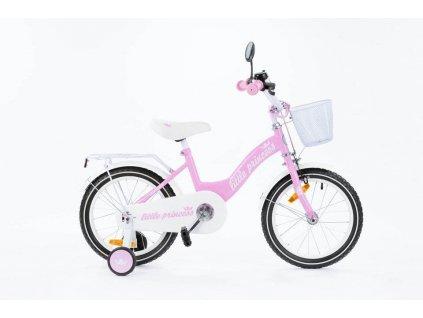 Dětské kolo 16 TBK Little princess růžové (5)