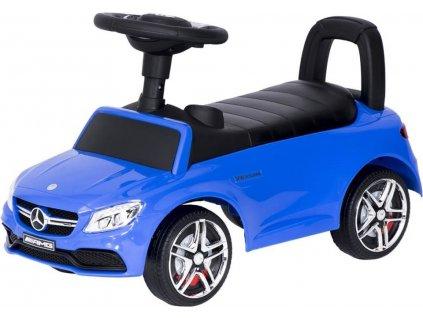 TBK odrážedlo Mercedes V8 biturbo classic K01 modré