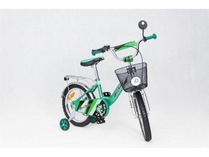 Dětské kolo 16 TBK Speedy Leon zelené (8)