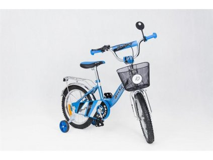 Dětské kolo 16 TBK Speedy Herbie modré (8)