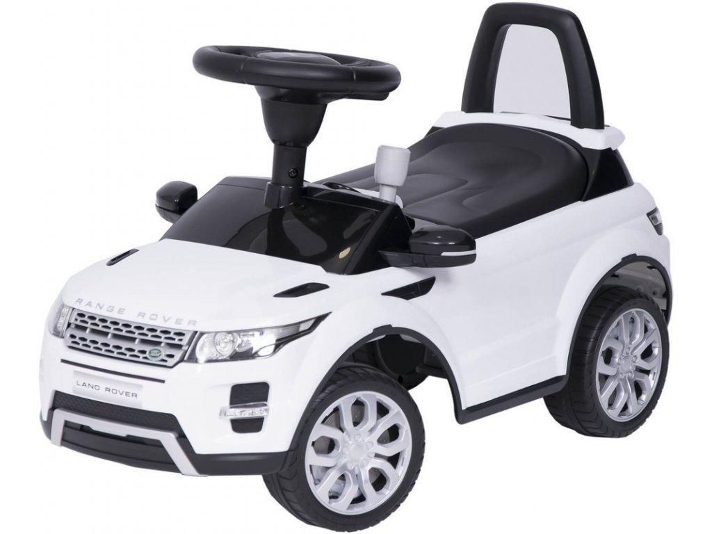 Odrážadlo Range Rover Evoque biela