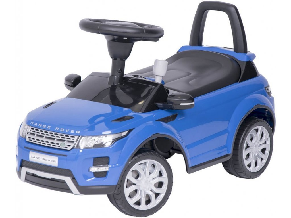 Odrážadlo Range Rover Evoque modrá
